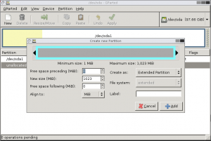 How to resize a virtualbox VDI disk under windows