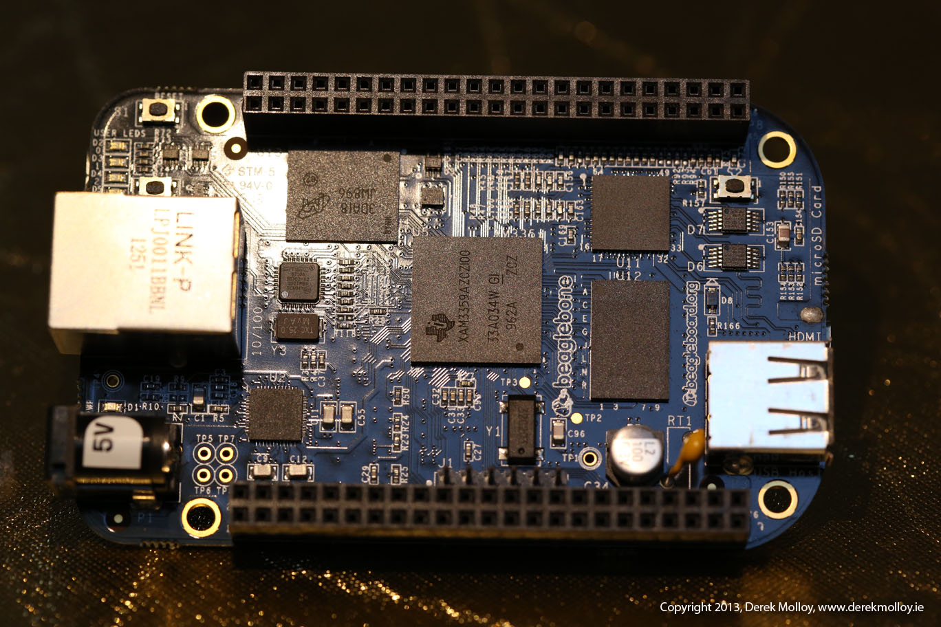Building Angstrom for the Beaglebone from source | derekmolloy ie